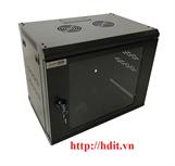 Tủ Rack 9U-D400 Wallmount Cao Cấp - SRW09.6040.00