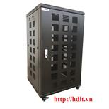 Tủ Rack/ Cabinet 20U-D600 Cao Cấp - SR20.6060.10 ( Cánh Lưới)