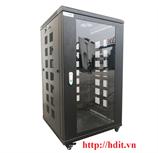 Tủ Rack/ Cabinet 20U-D600 Cao Cấp - SR20.6060.01 ( Cánh Mica)