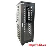 Tủ Rack/ Cabinet 33U-D800 Cao Cấp - SR33.6080.01 ( Cánh Mica)