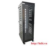 Tủ Rack/ Cabinet 38U-D600 Cao Cấp - SR38.6060.01 ( Cánh Mica)