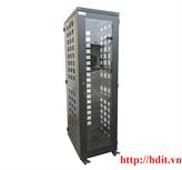 Tủ Rack/ Cabinet 42U-D1000 Cao Cấp - SR42.6010.01 ( Cánh Mica)