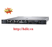 Máy chủ Dell Poweredge R440 ( Intel Xeon 10C Silver 4210 2.2Ghz/ RAM 16GB /8x HDD 2.5