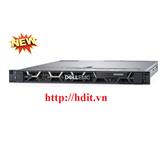 Máy chủ Dell Poweredge R640 ( Intel Xeon 10C Silver 4210 2.2Ghz/ RAM 16GB /8x HDD 2.5