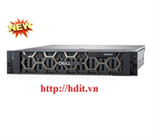 Máy chủ Dell Poweredge R740 ( Intel Xeon 10C Silver 4210 2.2Ghz/ RAM 16GB /8x HDD 2.5