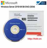 Hệ điều hành Windows Svr Std 2019 64Bit English 1pk DSP OEI DVD 16 Core P73-07788