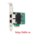 Cạc mạng HPE Ethernet 10Gb 2-port 562T Adapter #817738-B21