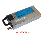 Bộ nguồn HP 460W HE Hot Plug AC Power Supply Kit #511777-001/ 499249-001/ 499250-201/ HSTNS-PL14