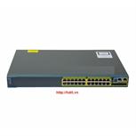 Thiết bị mạng Switch Cisco WS-C2960S-24TS-L