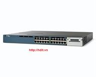 Thiết bị mạng Switch Cisco WS-C3560X-24T-S