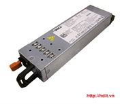 Bộ nguồn DELL 502W POWER SUPPLY FOR PowerEdge R610 - DXWMN / 0MU791 / 8V22F / 08V22F / KY091 / J38MN