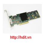 Cạc raid HP LSI 9212-4i PCIe 6GB/s SAS/ SATA  Raid 0, 1 Controller # 689576-001