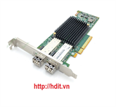 Cạc HBA Card FC IBM Lenovo Emulex LPE16002 16Gb 2 Port FC SFP pn# 00E9266/ 20181016/ P005947