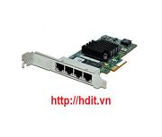 Cạc mạng NIC IBM Intel i350-T4 1Gb 4 Port RJ45 fru# 03T8760