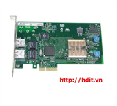 Dell PRO/1000 P DUAL PORT SERVER ADAPTER Dual port/PCI Express - P/N: XF111 / 0XF111