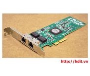 HP NC382T PCI-e Dual port Gigabit Server Adapter - P/N: 458491-001 / 453055-001 / 458492-B21
