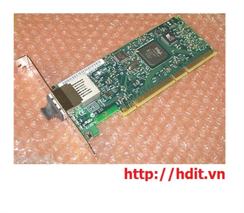 HDIT DELL 1000XF FIBRE GIGABIT ETHERNET ADAPTER PCI-X Single Port - P/N: 05R720