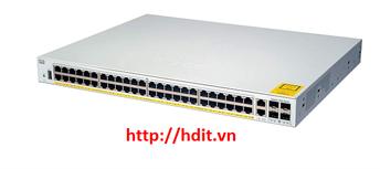Thiết bị chuyển mạch 48x 10/100/1000 Ethernet ports, 4x 1G SFP uplinks - C1000-48T-4G-L.