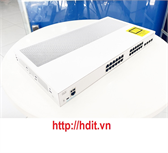 Thiết bị chuyển mạch 24x 10/100/1000 Ethernet PoE+ ports and 195W PoE budget, 4x 1G SFP uplinks - C1000-24P-4G-L