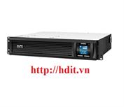 Bộ lưu điện UPS APC Smart-UPS C 1500VA 2U Rack mountable 230V with SmartConnect - SMC1500I-2UC