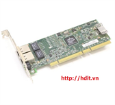 IBM NetExtreme Dual Port Gigabit Network Card PCI-X - P/N: 31P6401 / 31P6419 / 31P6409