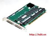Dell PERC 3/DC BBU 128MB SCSI RAID controller PCI-X - P/N: 09M912 / 9M912
