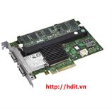 Dell PERC 6/E SAS 512MB/BBU RAID Controller - P/N: 0K275F / K275F / 0J155F / KR174