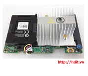 Dell PERC H710 Integrated RAID Controller, 512MB NV Cache - P/N: 05CT6D/ 8R03D / 405-12265