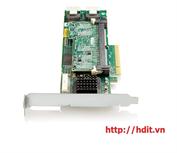 HP Smart Array P410/ 256MB 2-ports Int PCIe x8 SAS Controller ( RAID 0, 1, 1+0, 5, 5+0) - P/N:462862-B21
