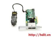 HP Smart Array P411/512 BBWC 2-ports Ext PCIe x8 SAS Controller - P/N: 462832-B21 / 462918-001