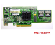 IBM ServeRAID BR10i SAS RAID PCI-E - P/N: LSI1068E / 44E8690 / 44E8688