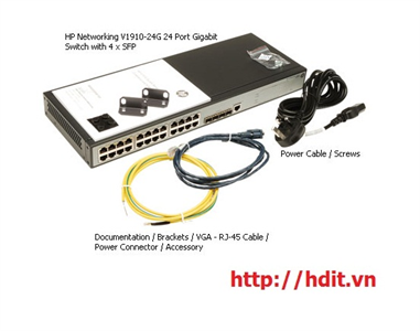 HDIT HP 1910-24G Switch - JE006A