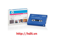 HP DAT 72 Data Cartridge 72GB ,170m (36/72GB) - P/N: C8010A