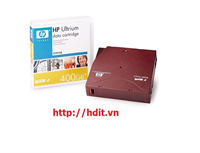 HP LTO2 Ultrium 400GB Data Cartridge (200/400GB) - P/N:  C7972A