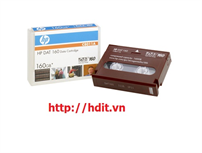 HP DAT160 Data Cartridge 80/160 GB - P/N: C8011A