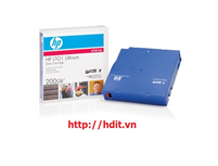 HP LTO1 Ultrium 200 GB Data Cartridge - P/N: C7971A