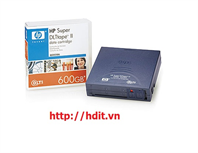 HP Super DLTtape II 600GB data cartridge - P/N: Q2020A
