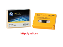 HP DAT 320 320GB Data Cartridge - P/N: Q2032A