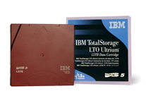 IBM LTO-5 1500GB/3000GB Backup Tape - P/N:  46X1290
