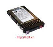 HDD HP 300G SAS 2.5'' 10k - P/N: 492620-B21 / 507127-B21