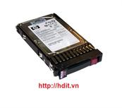 HDD HP 500G SAS 2.5'' 7,2k - P/N: 507610-B21