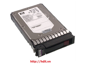 Ổ cứng HDD HP 146G SAS 3.5'' 15k - P/N: 384854-B21
