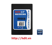 Super Talent TeraDrive CT3 480GB 2.5 inch SATA3 Solid State Drive (MLC) - FTM48C325H