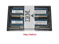 Kit IBM 8GB (2X4GB) PC2-5300P ECC REGISTER BUS 667Mhz - P/N: 41Y2768