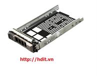 Tray HDD Dell SAS/SATA 3.5' 6G - P/N: F238F / 0G302D / G302D / 0F238F / 0X968D / X968D